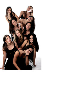 book amigas estudio